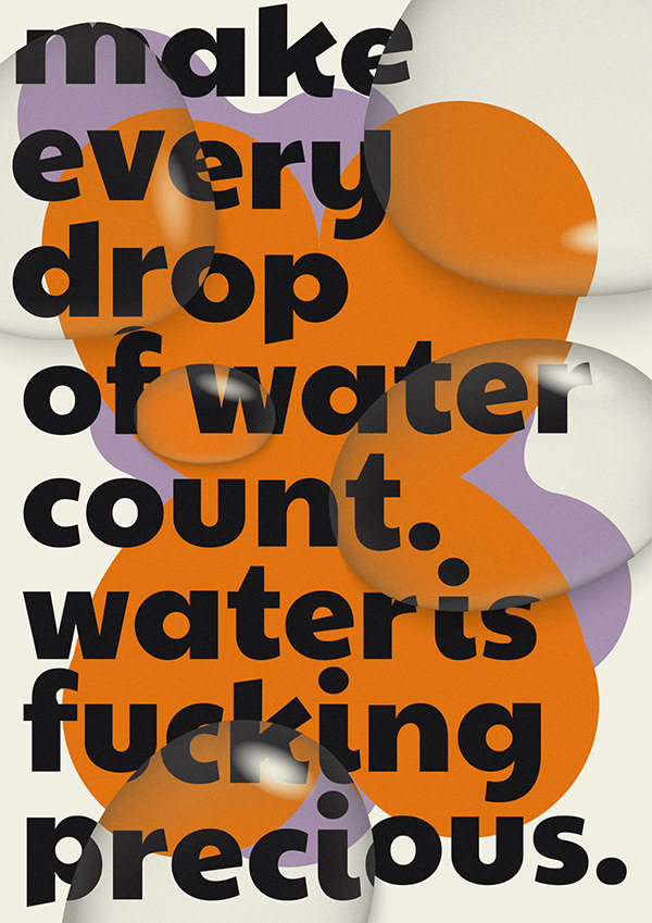 Water matters - Posters