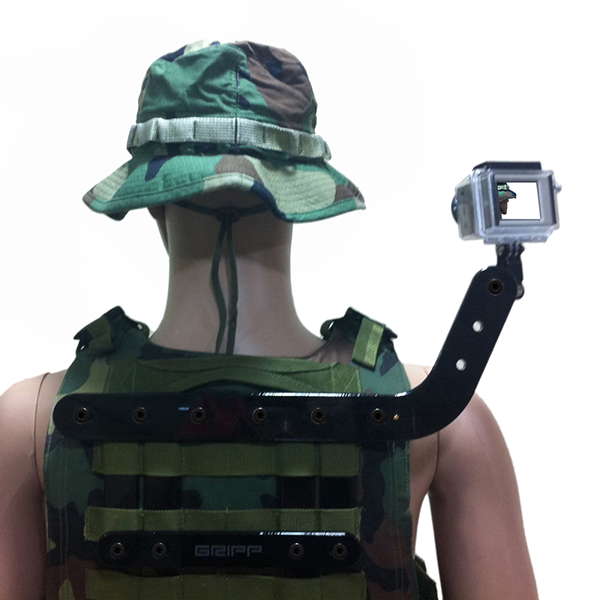 Grippots For Gopro On Behance