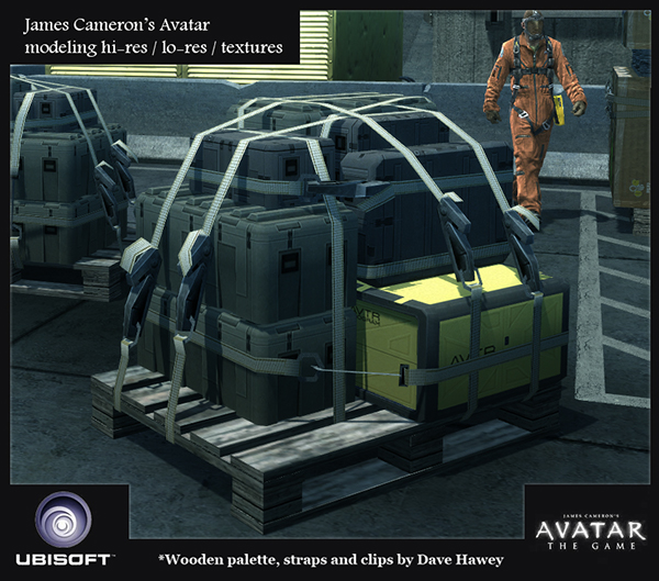 James Cameron's Avatar: The Game (next Gen)