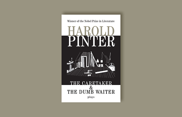an analysis of the play the dumb waiter by harold pinter Introduction to harold pinter and his works  this is the introduction to harold pinter's play the birthday party  adaptation of the dumb waiter.