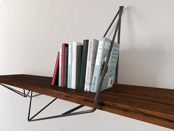 The Adventuresome Shelf On Behance