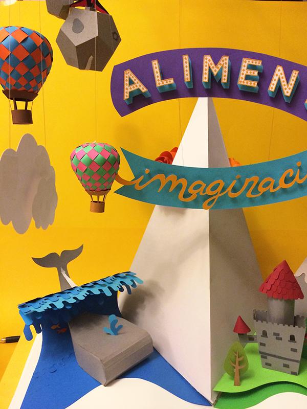 papercraft papercut alimenta tu imaginación paper imagination