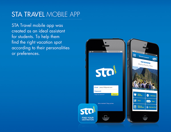 STA Travel s Early April Fools Day Prank STAnder Travel Dating App