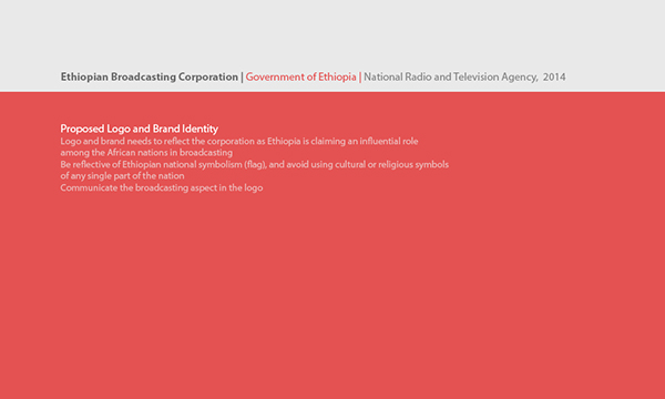 branding ethiopia The ethiopian sustainable tourism development project (estdp) is recruiting a south african company at a cost of 200,000 dollars, to develop an ethiopian tourism marketing and branding strategy.