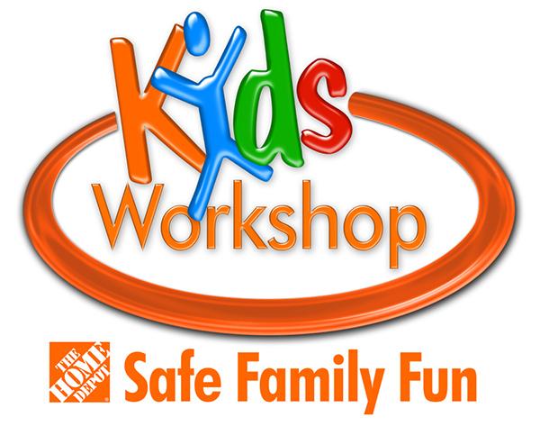 Home Depot Kids Workshop Logo On Behance