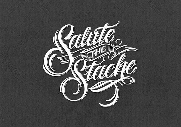 Amazing Handlettered Logotypes
