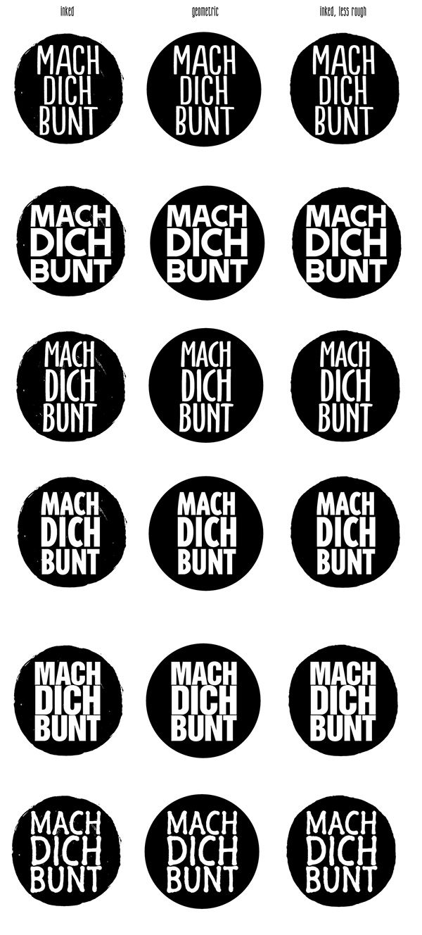 Mach Dich Bunt