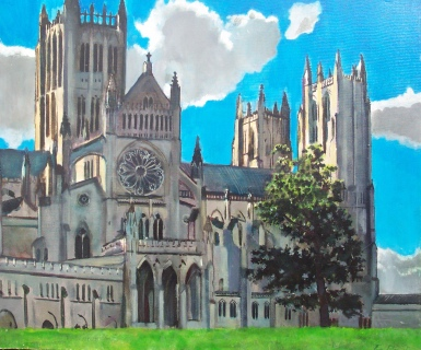 National Cathederal  cathederal  church