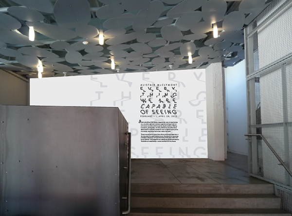 An identity is then translated into title wall and supporting designs throughout the museum. Each exhibition strives to reuse the main title wall in ways ... & Contemporary Art Museum Raleigh on Behance