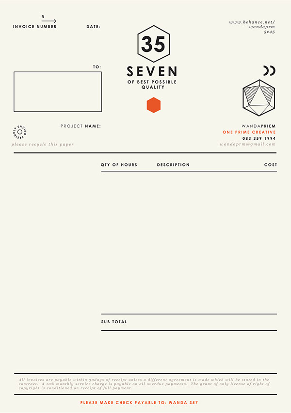 Corporate Identity ID Self Promotion portfolio  designer portfolio  letterhead  business card dvd cover fax identity bag pencil shapes geometric