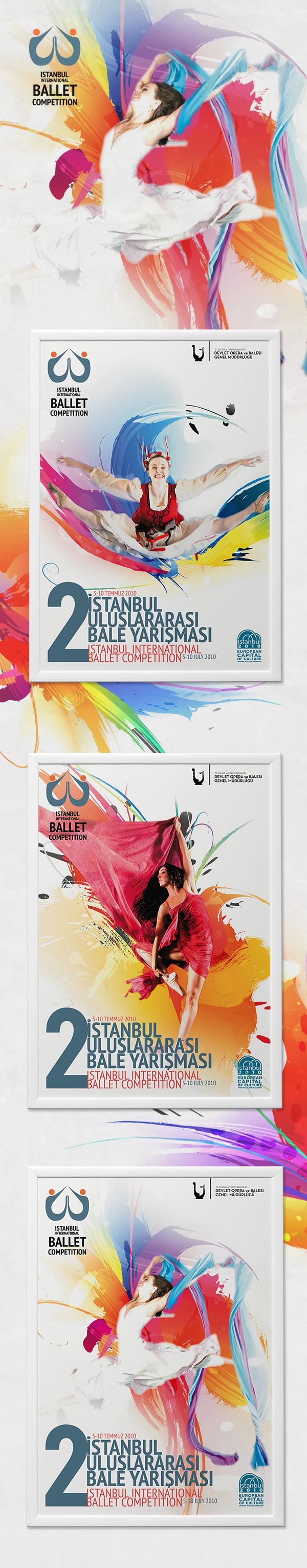 opera,ballet,istanbul,Competition,poster,International