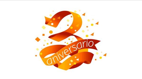 Imagenes 3 Años Aniversario