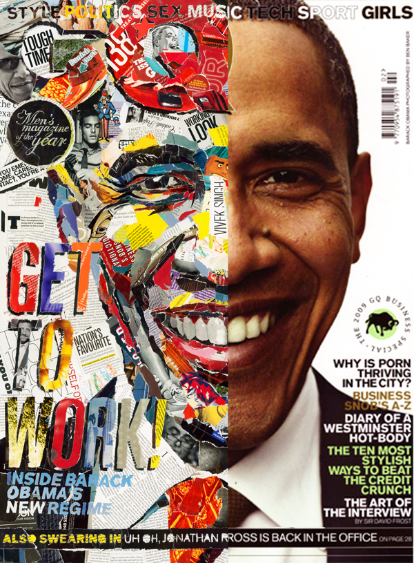 Content Covers: GQ On Behance