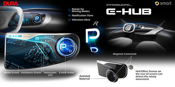 Smart shifter interior design on ccs portfolios for Ccs interior design