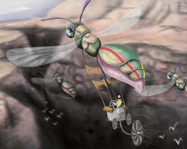 beast warrior barbaric Flying Rhino scorpion bug battle Armor animals sand trees STEAMPUNK rough fantasy