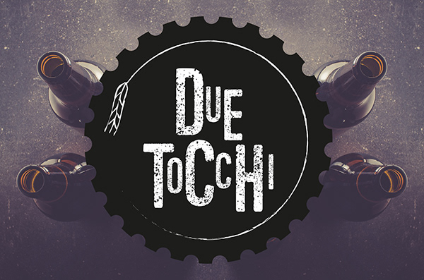 Due Tocchi-Beer Brand Identity