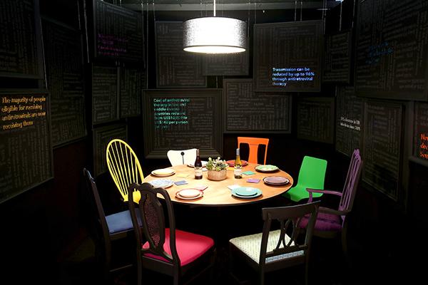 Diffa Dining By Design 2015 On Pratt Portfolios