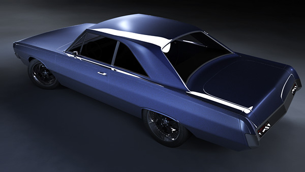 1971 dodge dart custom - photo #39