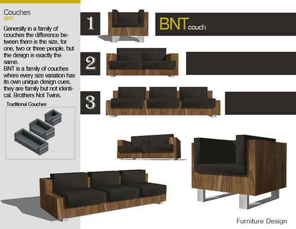 Couch design on ccs portfolios for Ccs interior design