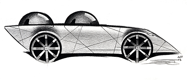 Transformation Car Design Project