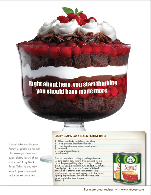 Lucky Leaf Cherry Pie Filling Recipes
