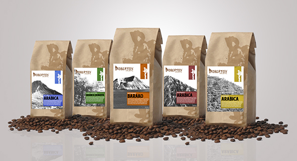 PHILIPPINE COFFEE PACKAGING on Behance
