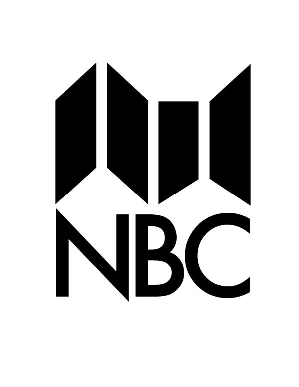 NBC News Logo (Black) | PVAMU Home  |Nbc News Logo Black