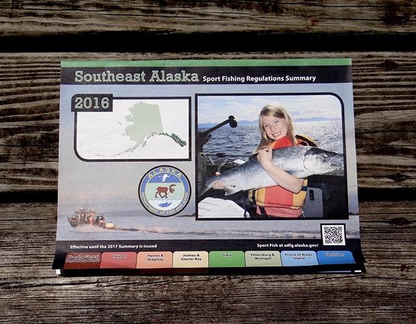 PRINT DESIGN | 2016 Alaska Fishing Regulations