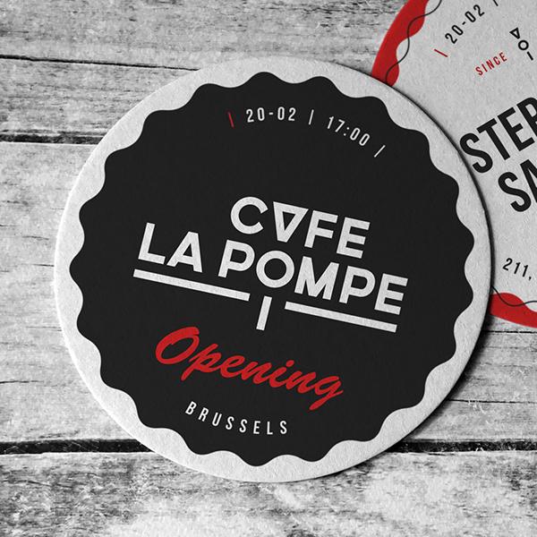 pompe cafe