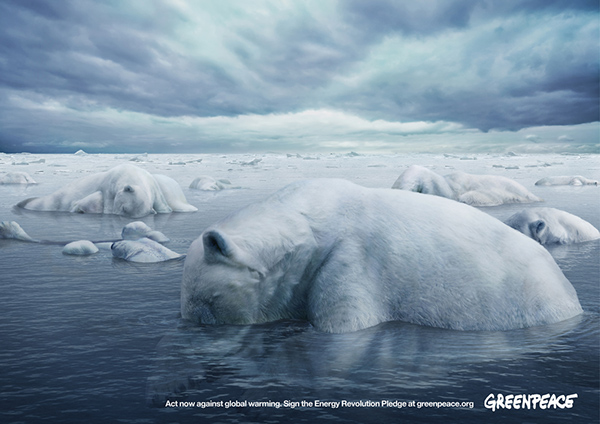 global warming Greenpeace