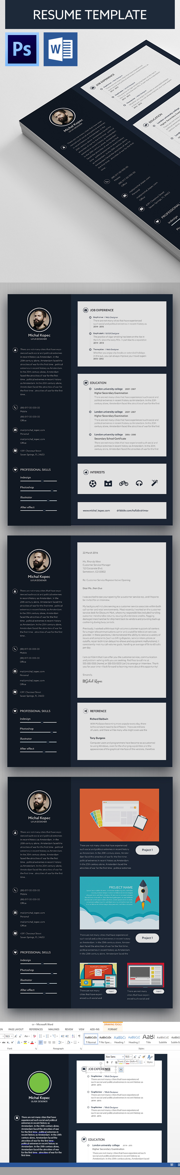 Canvas Edit Cv