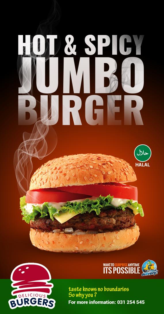 burger free psd restaurant