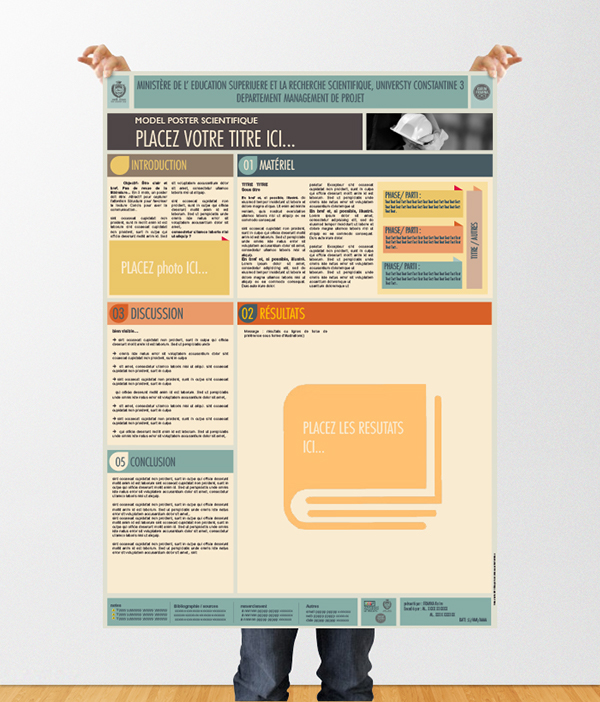 Powerpoint Poster Template A1