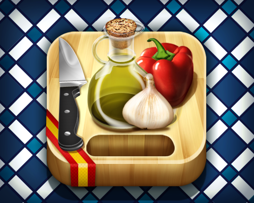 apps icons cooking social media Casual games kids recipes