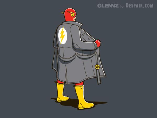 Despair despair.com frownie demotivator tees t-shirts shirts Glenn Jones Glennz geek Threadless funny shirts funny