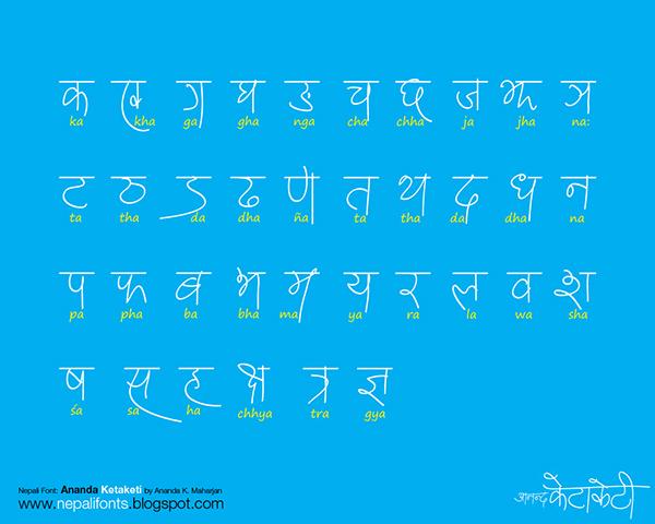 Devanagari Handwriting Devanagari hand...