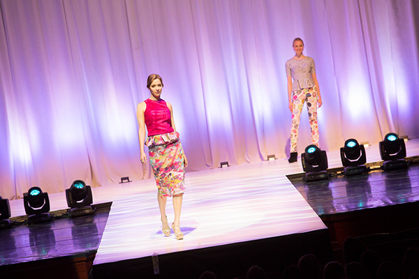 Twisted Sophistication At 2014 Annual Fashion Show On