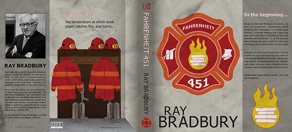 fahrenheit 451 and minority report A brief test on fahrenheit 451 by ray bradbury includes 20 matching on characters and symbolism, 10 short answer on book events, and 2 essays on deeper thinking.