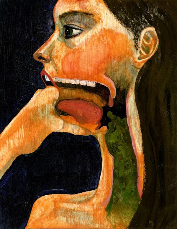 Eating Disorder Awareness on Behance