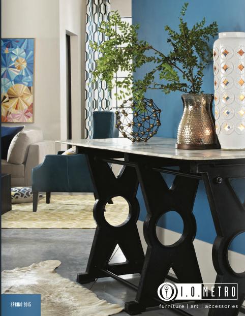 Bon I.O. Metro Furniture Catalog On Behance