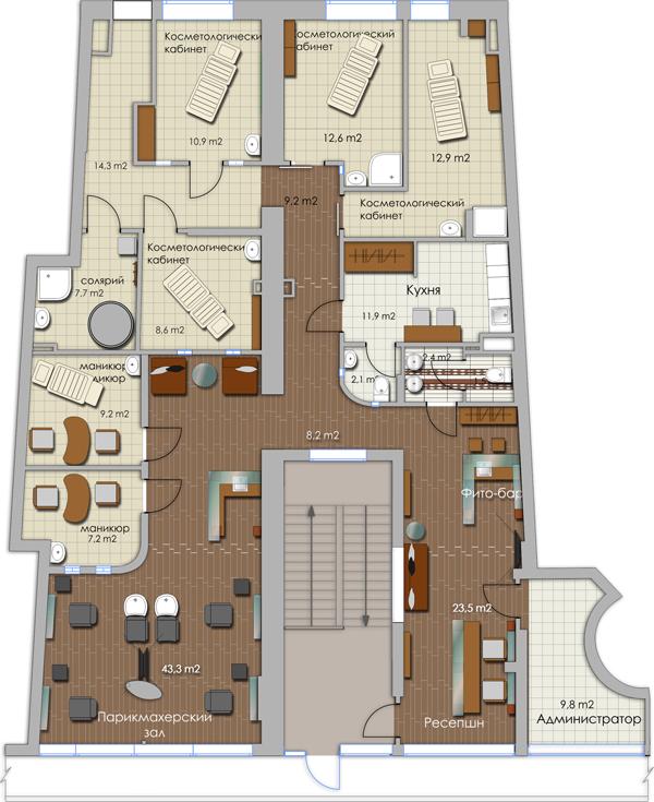 Hair Studio Interior Design | Joy Studio Design Gallery Best Design ...