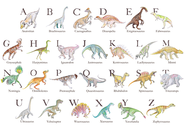 M Named Dinosaurs Dinosaurs Names A Z Im...