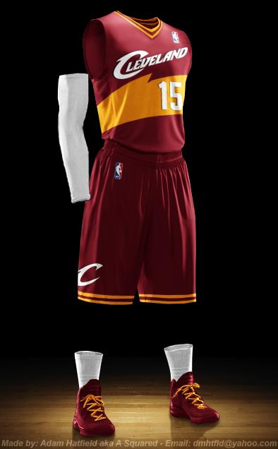 New Cavaliers Uniform On Behance