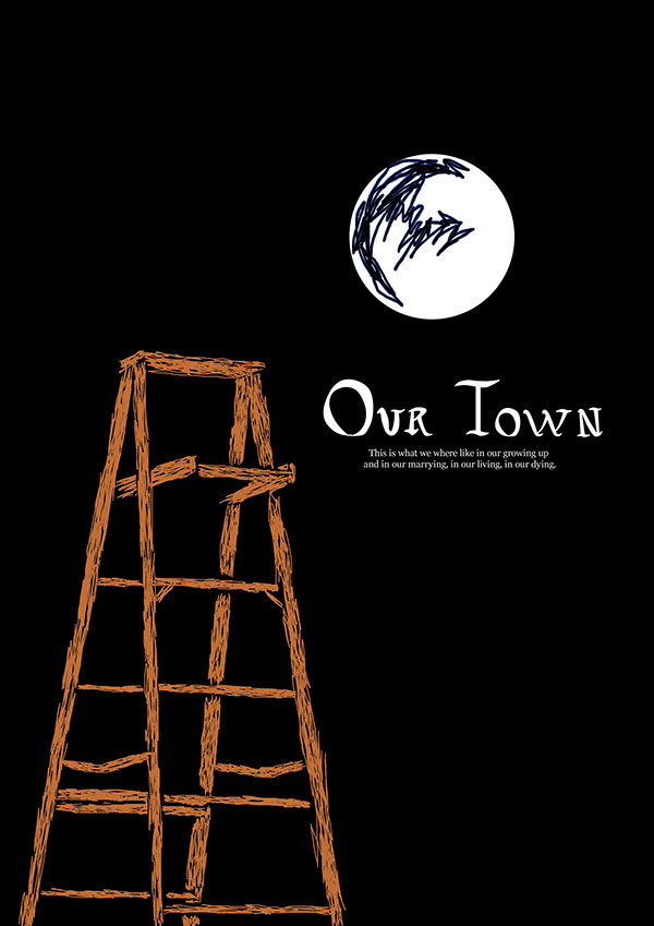 a review of thornton wilders our town Our town is a 1938 metatheatrical three-act play by american playwright  thornton wilder  our town plot summary and critical analysis by the  thornton wilder society documentary video on the legacy of our town by the  thornton.