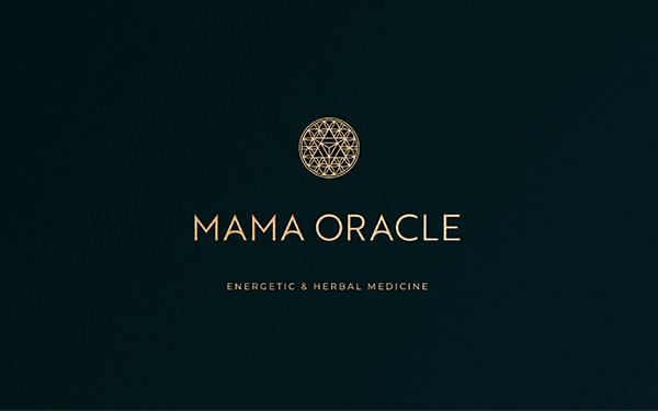 Mama Oracle — Brand Identity
