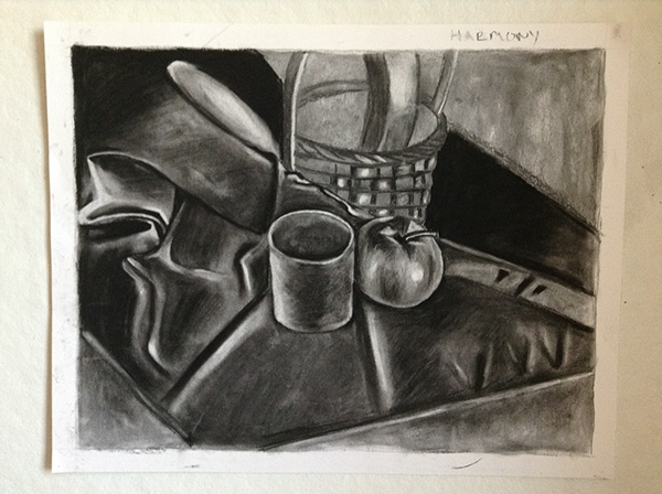 Baltimore,still life,portrait,harry styles,one direction,figures,city,Landscape,charcoal,bones,Fruit,glass