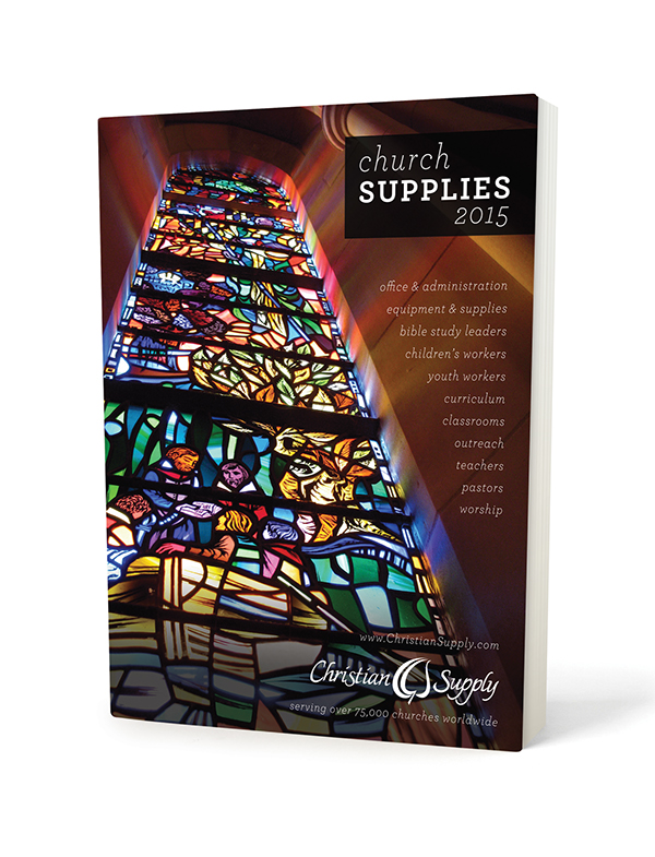 2015 Church Supplies Catalog Cover Design on Behance