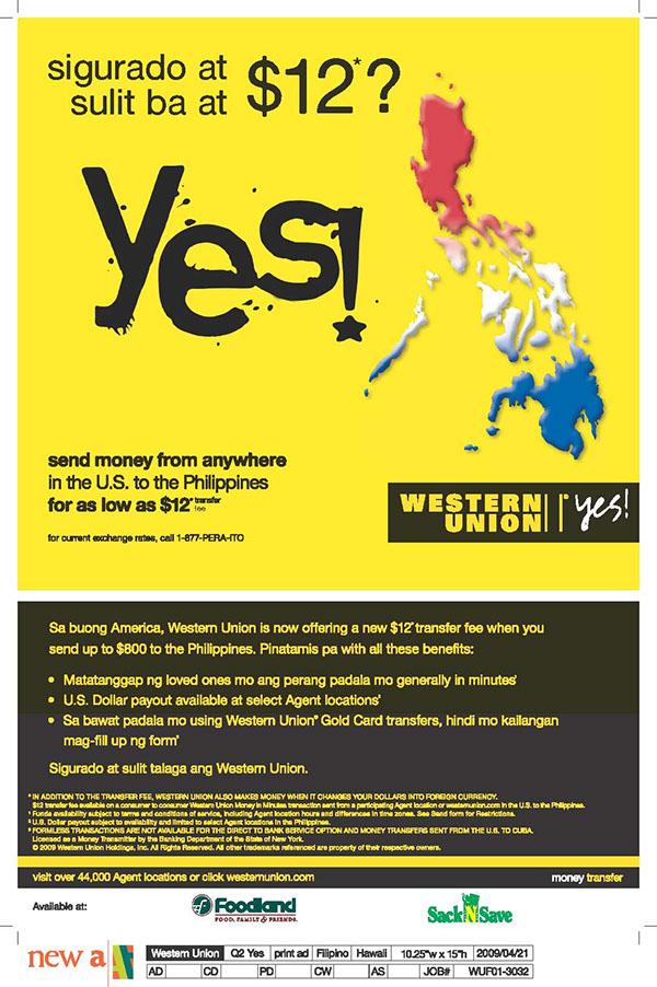 Western Union on Behance
