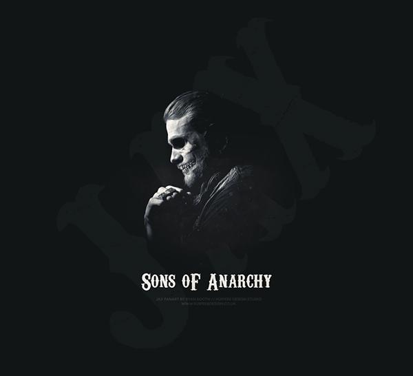 Jax Teller Sons Of Anarchy Fanart On Behance
