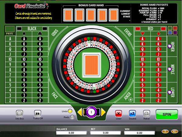 Roulette animation flash